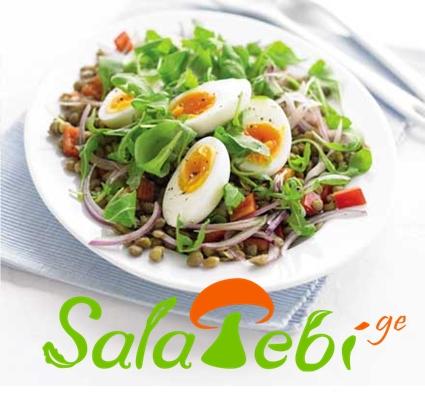 batknis salata kvercsit