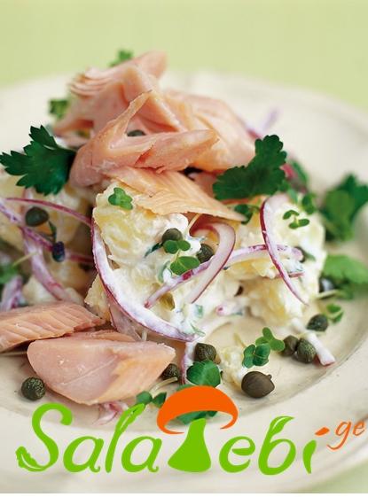 kalmaris salati