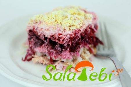 salata '' torti''