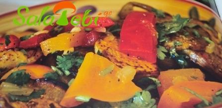 bostneulis-salaataa