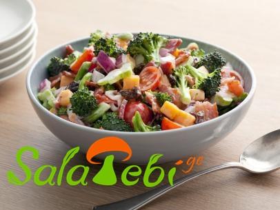 brokolis salata