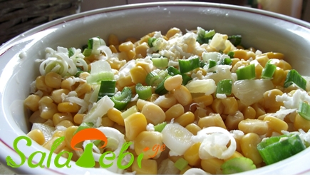 pineapple-sweetcorn-salad