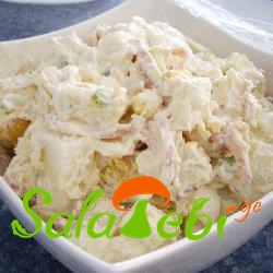 recipes-okartofilis salata