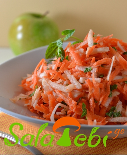 stafilos  da vashlis salata