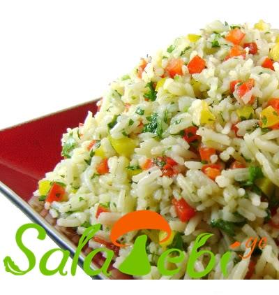 brinjis salata buglaruli wiwakit