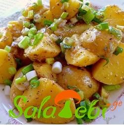 kartofilis salati