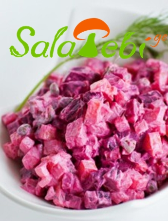 charlis da kartofilsi salata